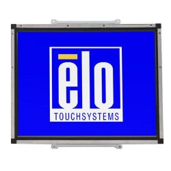 "ELO Digital Office - E461378 - Elo 1537L 15"" Open-frame LCD Touchscreen Monitor - 4:3 - 14.50 ms - Infrared - 1024 x 768 - XGA - 16.2 Million Colors - 500:1 - 250 Nit - USB - VGA - Silver - RoHS - 3 Year"
