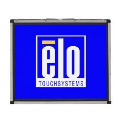 "ELO Digital Office - E679610 - Elo 1937L 19"" Open-frame LCD Touchscreen Monitor - 5:4 - 10 ms - 5-wire Resistive - 1280 x 1024 - SXGA - 16.7 Million Colors - 800:1 - 250 Nit - USB - VGA - Steel, Black - RoHS - 3 Year"