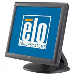 ELO Digital Office - E719160 - 1715l Intellitouch, Ser/usb *option To Add Msr. See Notes*