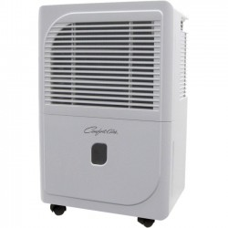Heat Controller - BHD-301-H - Comfort-Aire 30 Pints Per Day Portable Dehumidifier - 3.15 quart - 3.75 gal/Day - 500 Sq. ft. - 310 W