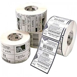 "Zebra Technologies - 10011042 - Zebra Z-Perform Direct Thermal Print Receipt Paper - 3"" x 80 ft - 36 / Carton - White"