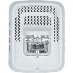 Honeywell - SPSWL-CLR-ALERT - System Sensor L SPSWL-CLR-ALERT Security Strobe Light - Wall Mountable - White