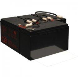 Tripp Lite - RBC48-SUTWR - Tripp Lite UPS Replacement Battery Cartridge 48VDC - 48 V DC - Spill-proof/Maintenance-free