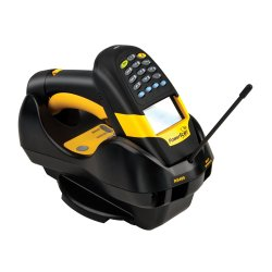 "Datalogic - PM8300-DK910RK20 - Datalogic PowerScan PM8300-DK Handheld Bar Code Reader - Wireless Connectivity - 35 scan/s - 39.37"" Scan Distance - 1D - Laser - Linear - , Radio Frequency"