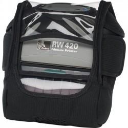 Zebra Technologies - AK18661-1 - Zebra AK18661-1 Carrying Case (Holster) for Portable Printer