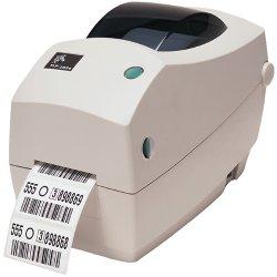 Zebra Technologies - 282P-101510-000 - Zebra TLP 2824 Plus Thermal Label Printer - Monochrome - 4 in/s Mono - 203 dpi - USB - Fast Ethernet