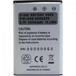 Unitech Electronics - 1400-900003G - Unitech 1400-900003G Handheld Device Battery - 3300 mAh - Lithium Ion (Li-Ion) - 3.7 V DC