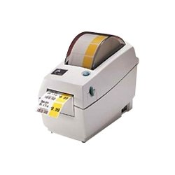 "Zebra Technologies - 282P-201512-000 - Zebra LP 2824 Plus Direct Thermal Printer - Monochrome - Desktop - Label Print - 2.20"" Print Width - 4 in/s Mono - 203 dpi - 8 MB - USB - Ethernet - 2.36"" Label Width - 39"" Label Length"