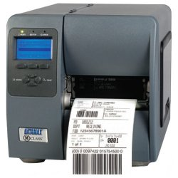 "Honeywell - KA3-00-48900007 - Datamax-O'Neil M-Class Mark II M-4308 Direct Thermal/Thermal Transfer Printer - Monochrome - Desktop - Label Print - 4.25"" Print Width - Peel Facility - 8 in/s Mono - 300 dpi - 16 MB - USB - Parallel - LCD - 4.65"" Label Width"