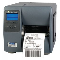 "Datamax / O-Neill - KD2-00-08000Y07 - Datamax-O'Neil M-Class M-4206 Direct Thermal Printer - Monochrome - Desktop - Label Print - 4.25"" Print Width - Peel Facility - 6 in/s Mono - 203 dpi - 8 MB - USB - Serial - Parallel - Ethernet - LCD - 4.65"" Label"