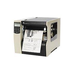 """Zebra Technologies - 220-801-00200 - Zebra 220Xi4 Direct Thermal/Thermal Transfer Printer - Monochrome - Desktop - Label Print - 8.50"""" Print Width - Peel Facility - 10 in/s Mono - 203 dpi - 16 MB - USB - Serial - Parallel - Ethernet - LCD - 8.80"""" Label"""