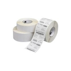 "Zebra Technologies - 10011697 - Zebra Label Polyester 2 x 1in Thermal Transfer Zebra Z-Ultimate 3000T 3 in core - Permanent Adhesive - ""2"" Width x 1"" Length - 5570 / Roll - Rectangle - 3"" Core - Thermal Transfer - White - Acrylic, Polyester - 4 / Roll"