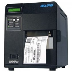 "Sato - WM8460221 - Sato M84Pro(6) Direct Thermal/Thermal Transfer Printer - Monochrome - Desktop - Label Print - 4.10"" Print Width - 6 in/s Mono - 609 dpi - 16 MB - USB - 5"" Label Width"