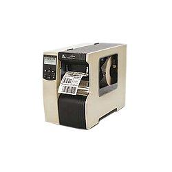 """Zebra Technologies - 116-801-00101 - Zebra 110Xi4 Direct Thermal/Thermal Transfer Printer - Monochrome - Desktop - Label Print - 4.02"""" Print Width - 14 in/s Mono - 600 dpi - 16 MB - USB - Serial - Ethernet - LCD - 4.50"""" Label Width - 12.50 ft Label Length"""