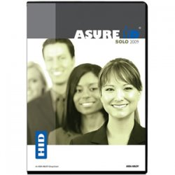 Fargo / HID Global - 86411 - Fargo Asure ID Solo 2009 - Complete Product - 1 License - Standard - Graphics/Designing - Retail - PC