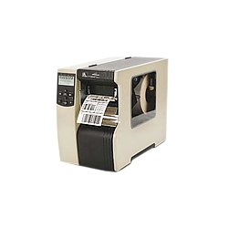"Zebra Technologies - 113-801-00100 - Zebra 110Xi4 Direct Thermal/Thermal Transfer Printer - Monochrome - Desktop - Label Print - 4"" Print Width - Catch Tray - 14 in/s Mono - 300 dpi - 16 MB - USB - Serial - Parallel - Ethernet - LCD - 4.50"" Label Width -"