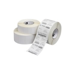 "Zebra Technologies - 10011706 - Zebra Label Polyester 1.5 x 0.5in Thermal Transfer Zebra Z-Ultimate 4000T 3 in core - Permanent Adhesive - ""1.50"" Width x 0.50"" Length - 9420 / Roll - 3"" Core - Thermal Transfer - White - Acrylic, Polyester - 4 / Roll"