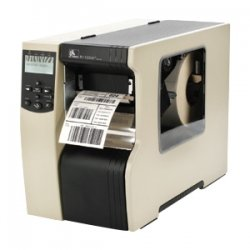 "Zebra Technologies - R12-801-00000-R0 - Zebra R110Xi4 Direct Thermal/Thermal Transfer Printer - Monochrome - Desktop - RFID Label Print - 4"" Print Width - 14 in/s Mono - 203 dpi - 16 MB - USB - Serial - Parallel - Ethernet - LCD - 4.50"" Label Width -"