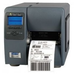 "Datamax / O-Neill - KA3-00-08900000 - Datamax M-Class M-4308 Direct Thermal Printer - Monochrome - Desktop - Label Print - 4.25"" Print Width - Peel Facility - 8 in/s Mono - 300 dpi - 16 MB - USB - Serial - Parallel - LCD - 4.65"" Label Width"