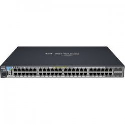 Hewlett Packard (HP) - J9148A#ABA - HP ProCurve 2910al-48G-PoE Ethernet Switch - 4 x SFP (mini-GBIC) - 48 x 10/100/1000Base-T