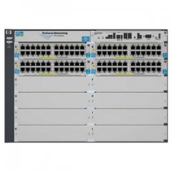 Hewlett Packard (HP) - J8700A#ABA - HP ProCurve 5412zl-96G Layer 3 Switch - 96 x 10/100/1000Base-T