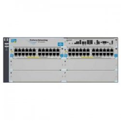Hewlett Packard (HP) - J8699AABA - HP ProCurve 5406zl-48G Intelligent Edge Switch - 48 x 10/100/1000Base-T