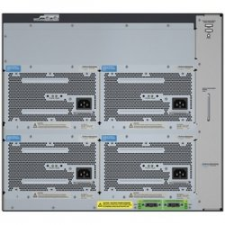 Hewlett Packard (HP) - J8715B - HP ProCurve 8212zl Switch Chassis - 12 x Expansion Slot, 2 x Management Module, 2 x Switch Fabric Module, 1 x System Support Module
