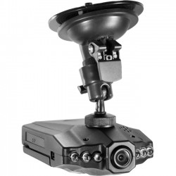 Boss Audio Systems - BCAM30 - Boss Audio Digital Camcorder - 2.5 - SD - USB - microSD - Memory Card - Suction Mount, Dashboard Mount