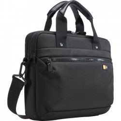 Case Logic - BRYA111BLACK - Case Logic Bryker BRYA-111 Carrying Case (Attach ) for 11.6, Notebook - Black - Polyester - Luggage Strap, Shoulder Strap, Handle - 10 Height x 13 Width x 1.6 Depth