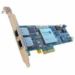 Chelsio Communications - S302E-C - 2port Gbe Storage Accelerator