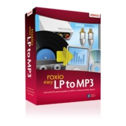Corel - 243600 - Roxio EASY LP TO MP3 - Complete Product - 1 User - Standard - Utility - Retail - PC