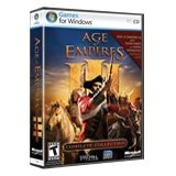 Microsoft - AYB-00034 - Microsoft Age of Empires III: Complete Collection - Strategy Game - DVD Case - Retail - CD-ROM - English - PC