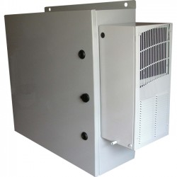 Mier Products - 124-8-ACHT - Mier BW-124-8-ACHT Fire Equipment Enclosure
