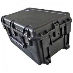 "SKB Cases - 3I-2918-14BC - SKB 3l Mil-Std Waterproof Case - Internal Dimensions: 29"" Width x 14"" Depth x 18"" Height - External Dimensions: 31.6"" Width x 15.8"" Depth x 20.5"" Height - 31.64 gal - Latching Closure - Resin - For Military"