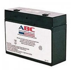 American Battery Company - RBC10 - ABC Replacement Battery Cartridge #10 - Maintenance-free Lead Acid Hot-swappable