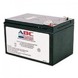 American Battery Company - RBC4 - ABC Replacement Battery Cartridge #4 - Maintenance-free Lead Acid Hot-swappable