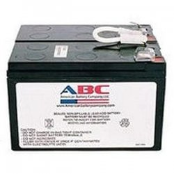 American Battery Company - RBC5 - ABC Replacement Battery Cartridge#5 - Maintenance-free Lead Acid Hot-swappable