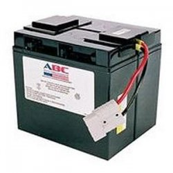 American Battery Company - RBC7 - ABC Replacement Battery Cartrige#7 - Maintenance-free Lead Acid Hot-swappable