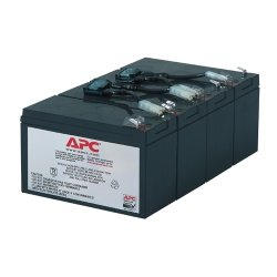 American Battery Company - RBC8 - ABC Replacement Battery Cartridge #8 - Maintenance-free Lead Acid Hot-swappable
