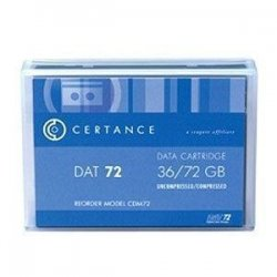 Quantum - CDM72 - Certance CDM72 DAT-72 Data Cartridge - DAT DAT 72 - 36GB (Native) / 72GB (Compressed)