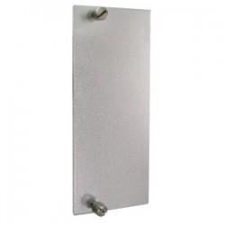 ComNet - C1-BP2 - ComNet 2 Slot Blank Filler Panel For C1 Card Cage - 2.2 Width - 5.3 Depth