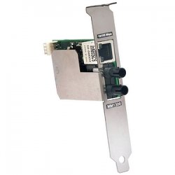IMC Networks - 855-12733 - Mcpc 10/100btx/100bfx Rj45/sc-mmf 1300-sc 10km Pc Card