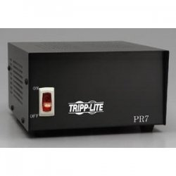 Tripp Lite - PR7 - Tripp Lite DC Power Supply 7A 120VAC to 13.8VDC AC to DC Conversion