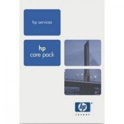 Hewlett Packard (HP) - U4848PE - HP Care Pack - 1 Year - Service - 9 x 5 - On-site - Exchange - Parts & Labor - Physical Service