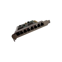Perle Systems - 04001880 - Perle UltraPort 8i 8-Port Serial Adapter - 8 x RJ11/12 RS-232 Serial