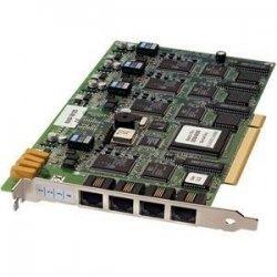 Perle Systems - 04001914 - Perle PCI-RAS8 V.92 Universal 3.3/5v Data/Fax/Voice Modem - PCI - 8 x RJ-11 - 56 Kbps