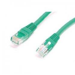 StarTech - C6PATCH2GN - StarTech.com - Patch cable - RJ-45 (M) - RJ-45 (M) - 0.6 m - ( CAT 6 ) - green - Category 6 - 2 ft - 1 x RJ-45 Male Network - 1 x RJ-45 Male Network - Green