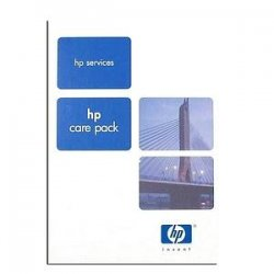 Hewlett Packard (HP) - U9339E - HP Care Pack - 4 Year - Service - 24 x 7 - On-site - Maintenance - Parts & Labor - Physical Service