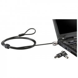 Lenovo - 73P2582 - Lenovo MicroSaver Security Cable Lock - Steel