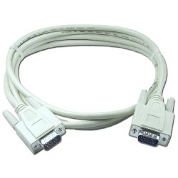 QVS - CC388-06 - QVS VGA Cable - HD-15 Male VGA - HD-15 Male VGA - 6ft